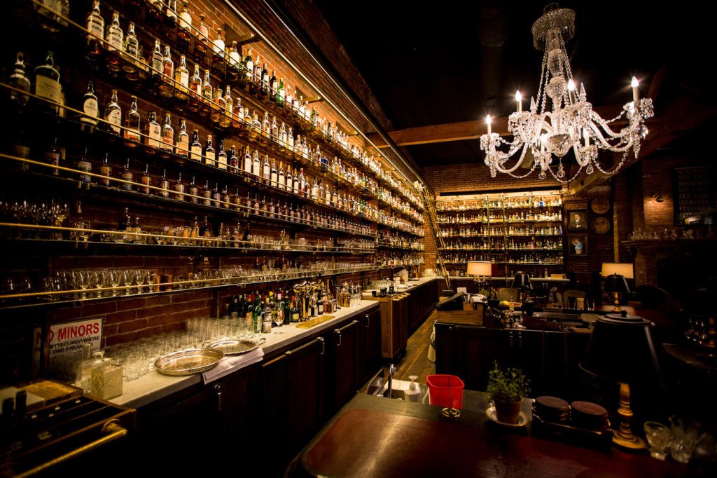 Portland, Librarian Style: Multnomah Whiskey Library