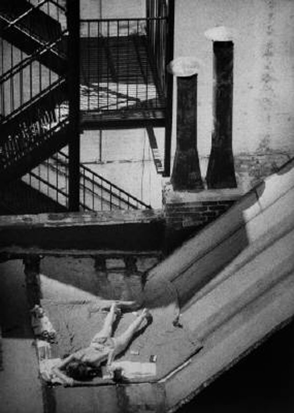 New York, July 9, 1978, #17, Estate of André Kertész / www.bulgergallery.com