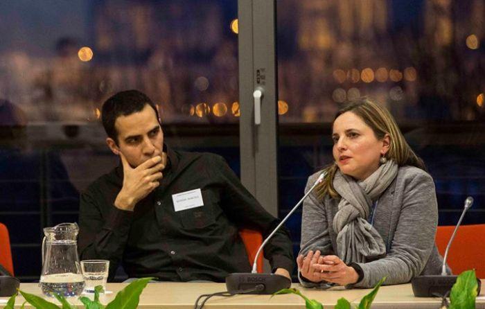 Kenesei Marcell és Czingel Szilvia (ftó: Kovács Bence)