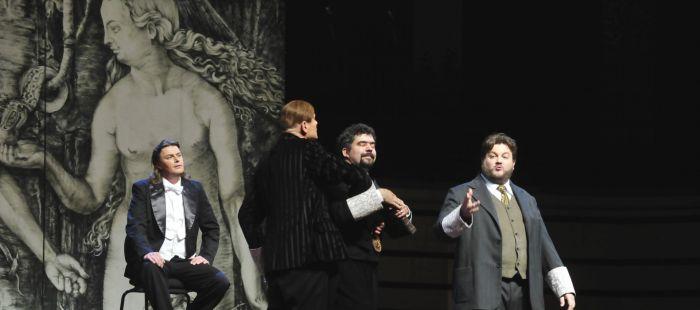 Wagner: Nürnbergi mesterdalnokok (forrás: Müpa)