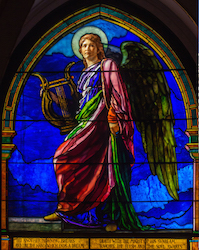 Keyword Main 183 John La Farge Stained Glass