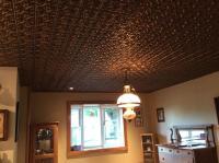 Gothic Reims  Faux Tin Ceiling Tile  24x24  #150 ...