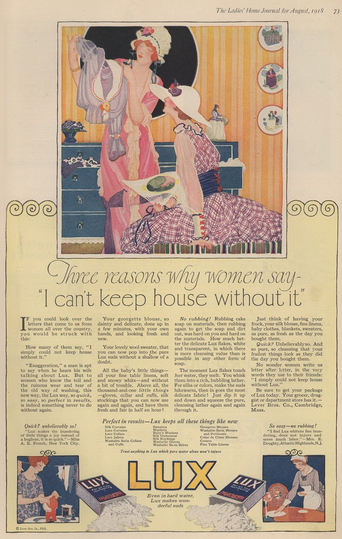 Three reasons why women say - \ - House Advertisements