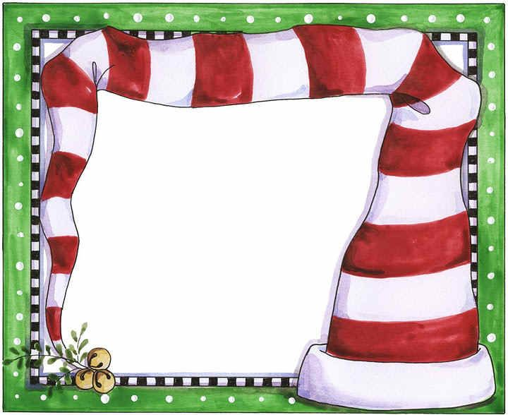 Download christmas borders clipart Borders and Frames Clip Art