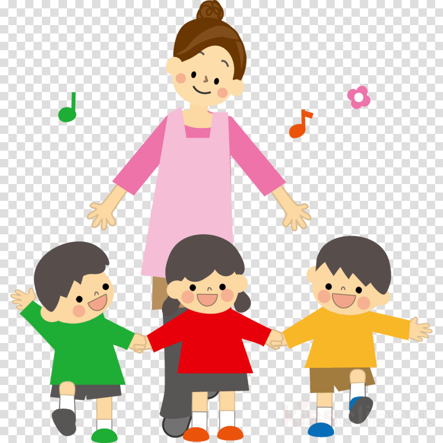 Kinder Cliparts Kindergarten Education School Transparent Png Image Clipart