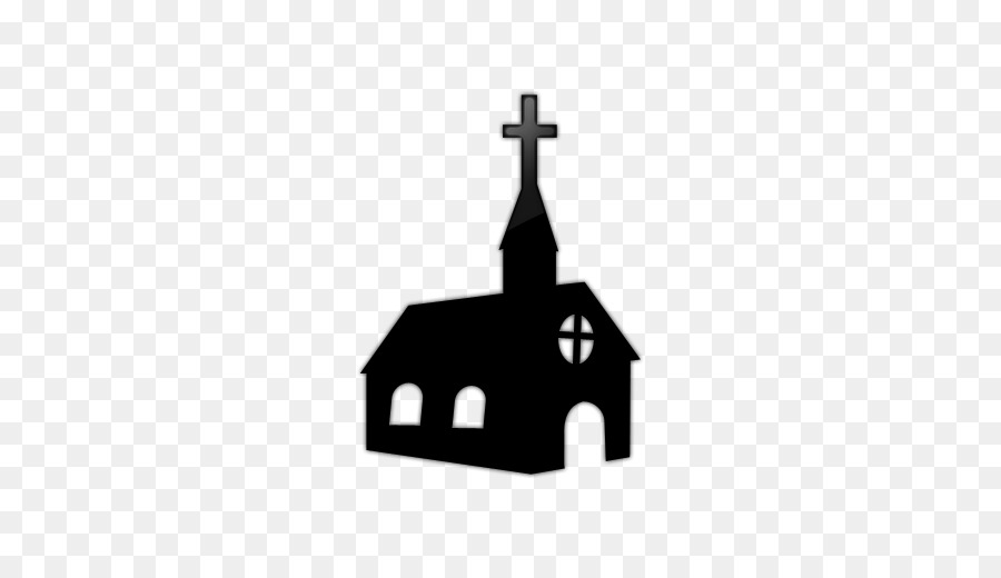 Church, Design, Silhouette, transparent png image  clipart free