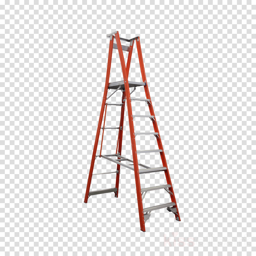 Platform Ladder Bunnings Transparent Png Image Clipart Free Download