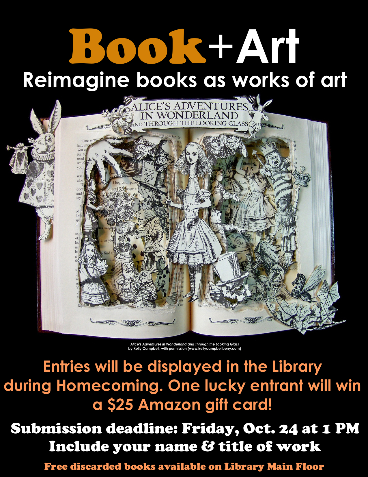 Art For Book Lovers Calling All Book Lovers And Artists For The 2nd Annual