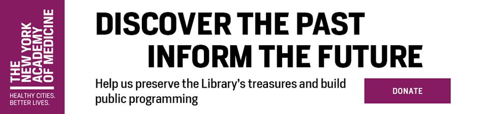 New York Academy of Medicine Library