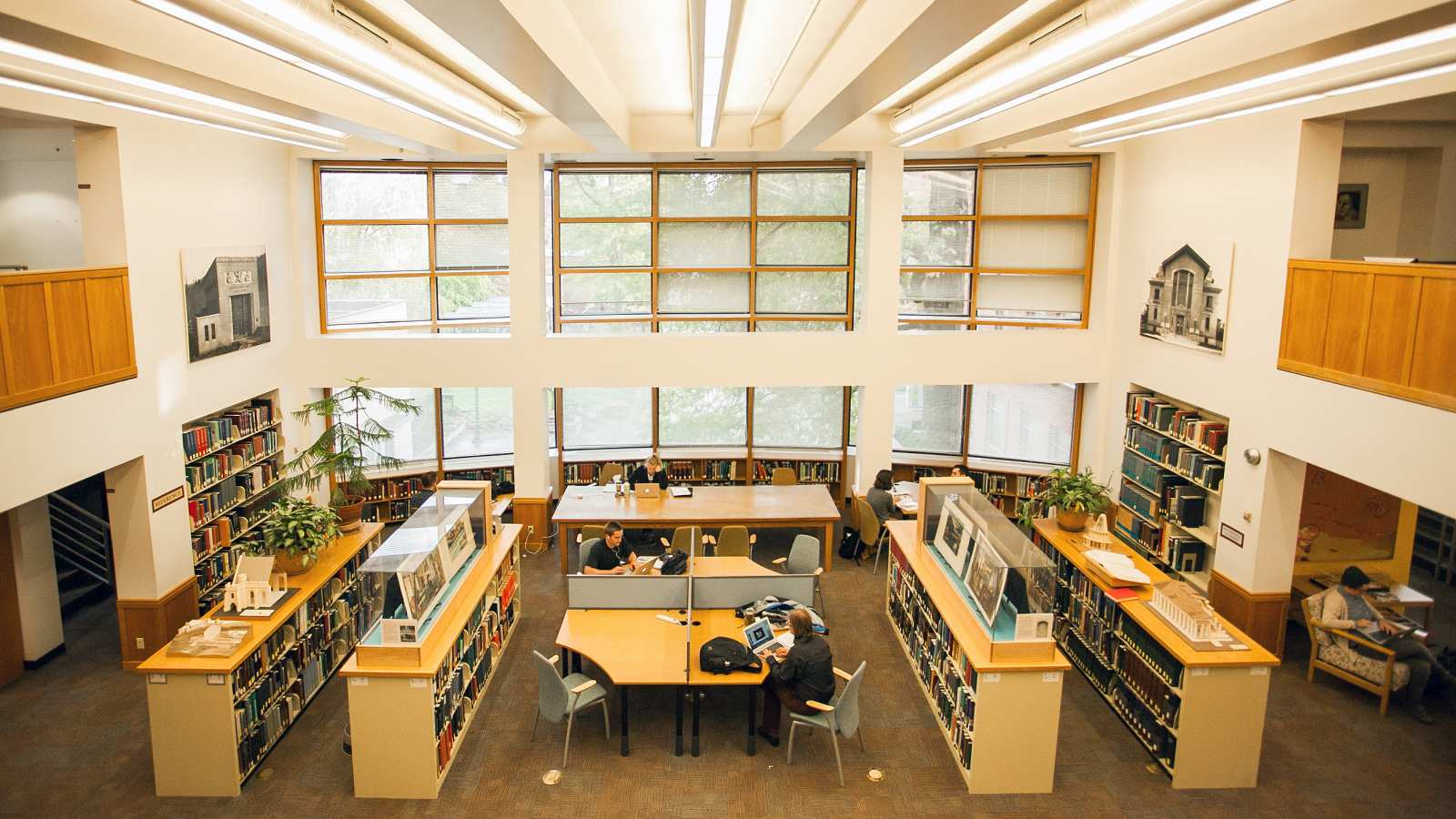 Reading Room Design Design Library Uo Libraries