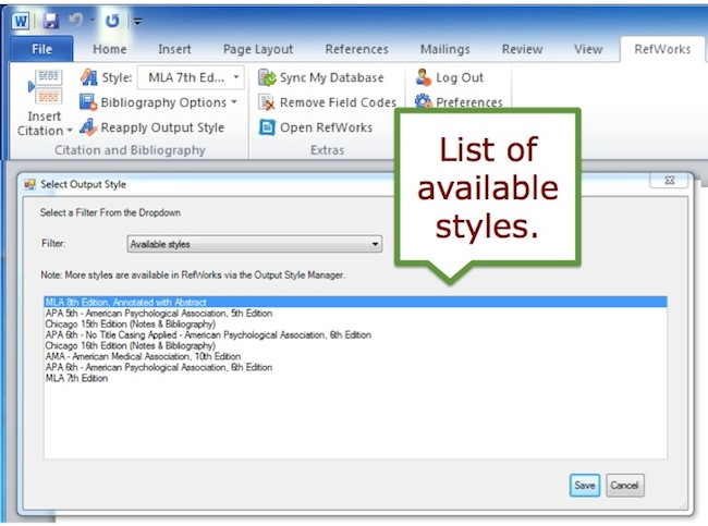 How to Add Citations Using Write-N-Cite 4 on Windows Robertson Library