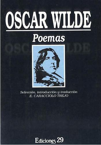 Libro Poemas de Oscar Wide