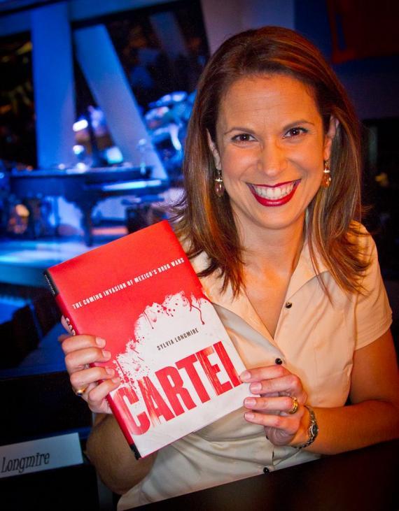 Sylvia Longmire autora del libro El Cartel