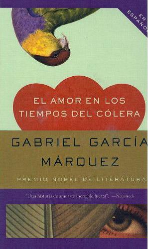 Amor en los tiempos del cólera de Gabriel García Márquez