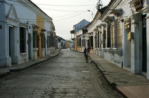 Mompox, la colonial ciudad a orillas del Magdalena, cuna de Candelario Obeso