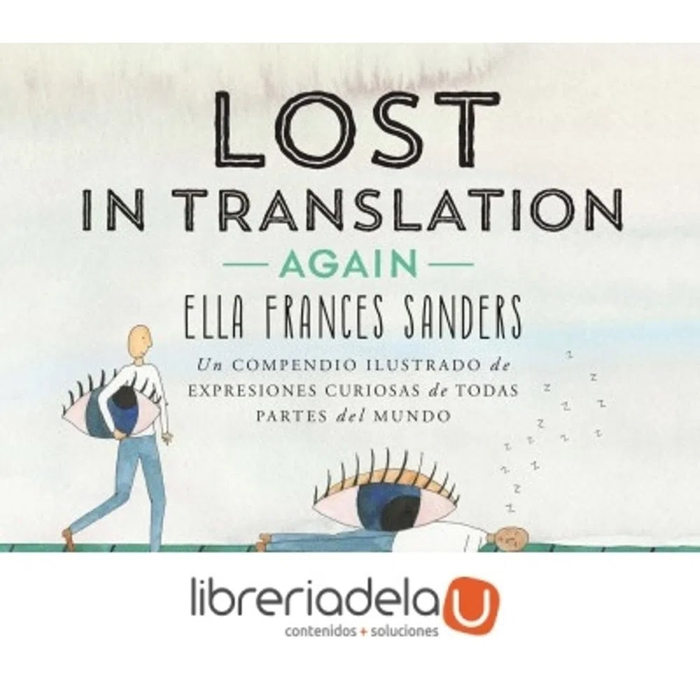 Lost In Translation Libro Lost In Translation Again