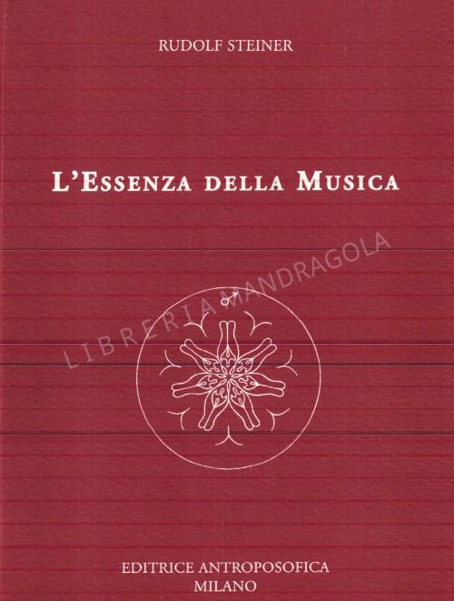 L'Essenza della Musica, Rudolf Steiner