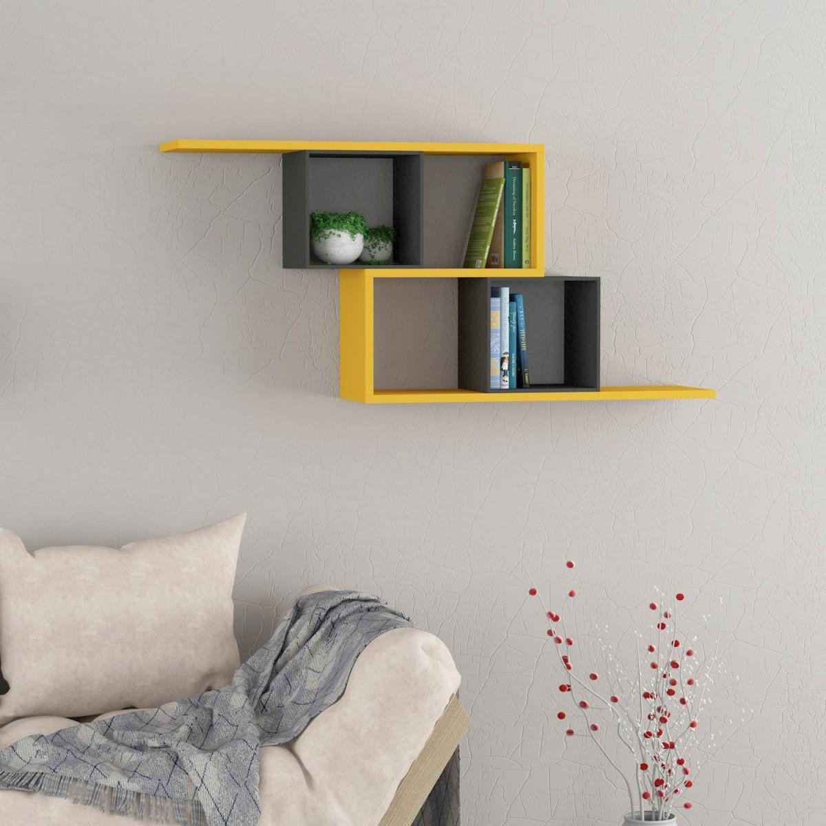 Librerie Moderne Per Soggiorno | Mobile Soggiorno Con Libreria ...