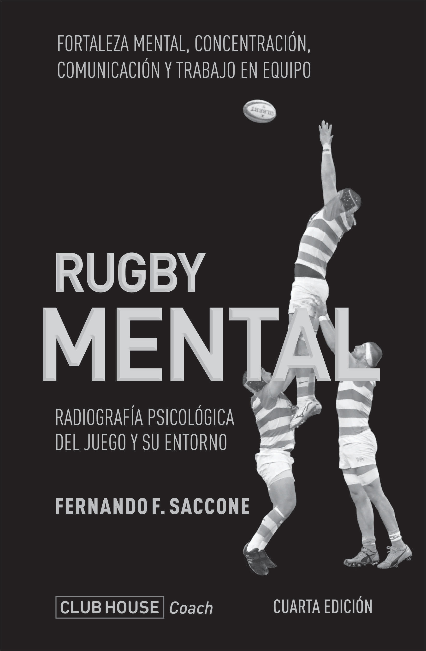 Libro Rugby Rugby Mental