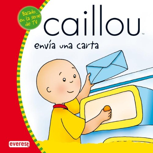 Libros Inglés Libro Caillou: The Phone Call Descargar Gratis Pdf