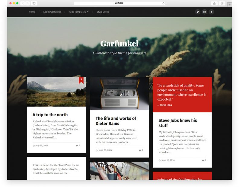 Top 15 Best Free WordPress Travel Themes for Travel Blogs, Magazines