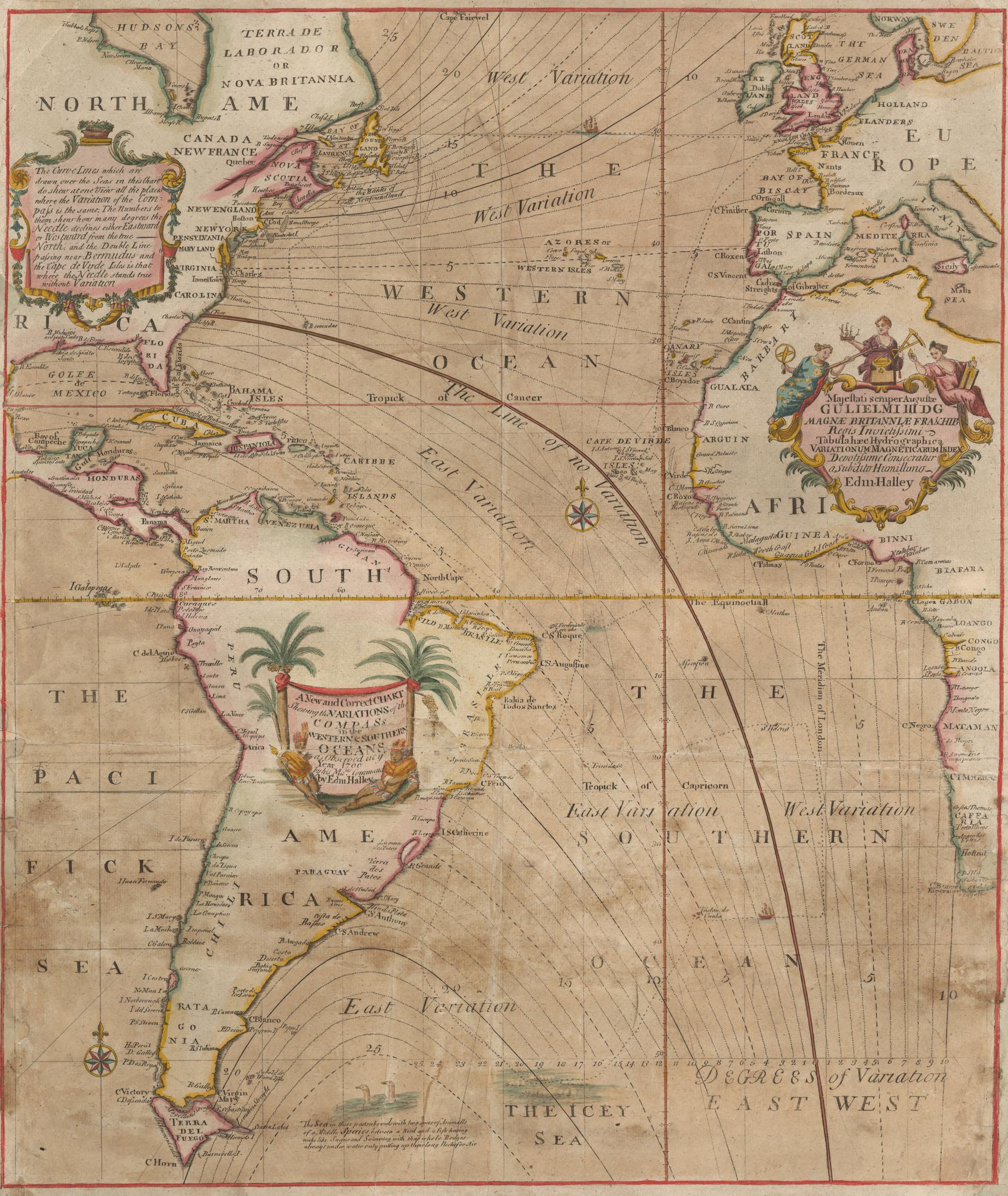 mapping longitude latitude