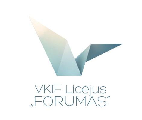 Vkif Licejus FORUMAS logo