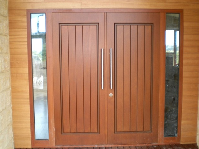 Click Pvc Decorative Entry, House & Office Doors | Decoral System