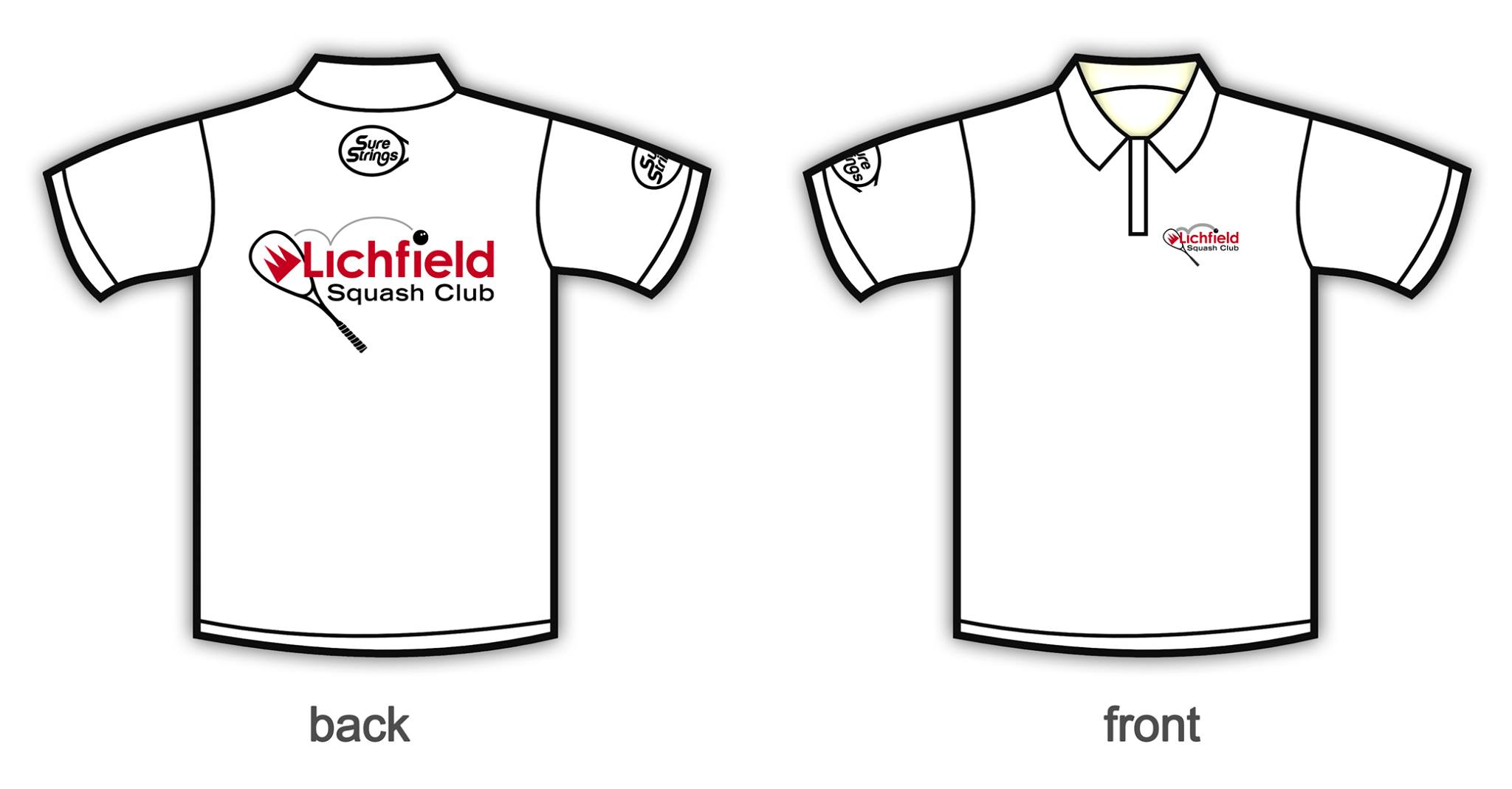 Team shirt mock up