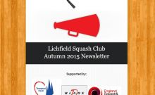 LSC Newsletter Autumn 2015