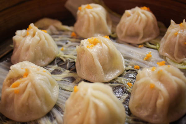 Shanghai Dumpling King, Soup Dumplings // @lickmyspoon