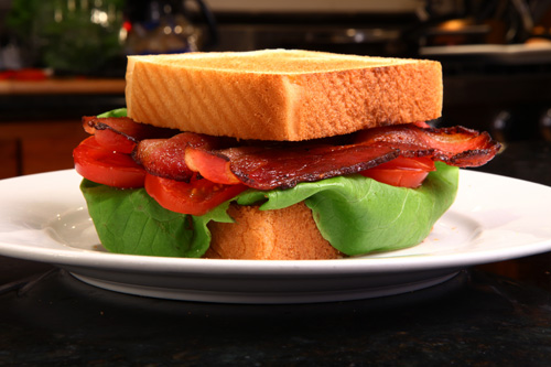 One Sexy BLT - Photo Credit: Kai Yu