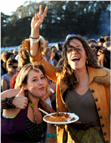 Outside Lands, A Taste of the Bay Area