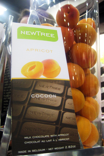 Apricot Milk Chocolate Bar from NewTree