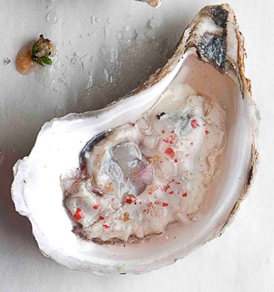 Highlands Oyster Mignonette