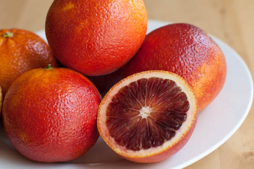Blood Orange Beauties