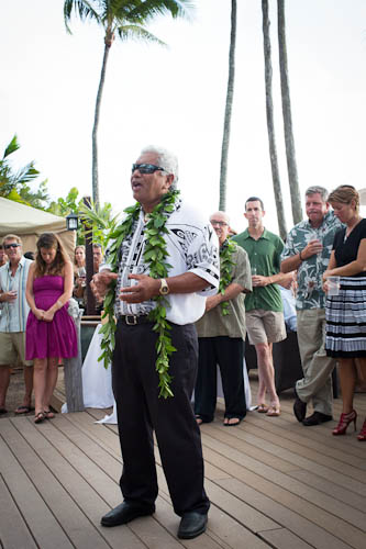 Clifford Nae'ole, Cultural Advisor for the Ritz-Carlton, Kapalua