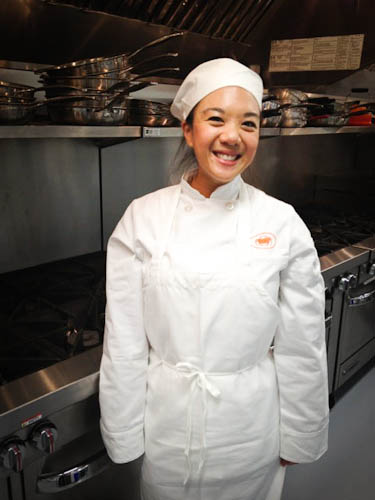Stephanie Hua, SF Cooking School // LickMySpoon