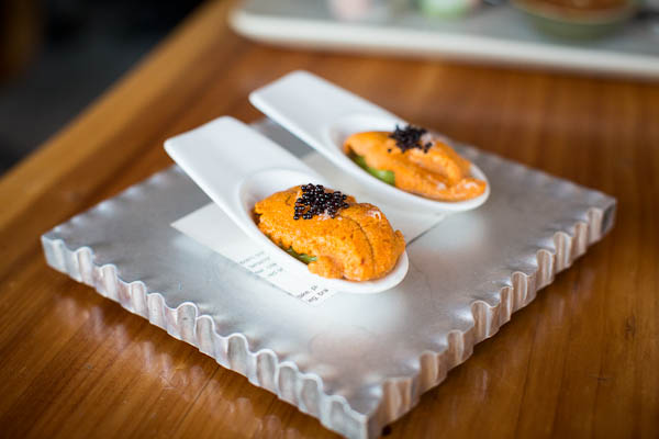 Uni at The Slanted Door // @lickmyspoon