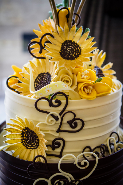 Bosse Design Wedding Cakes Gallery - Lick The Spoon