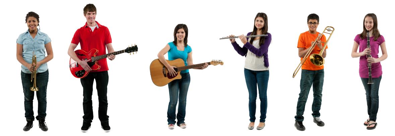 ¿Cuáles son los beneficios de tocar un instrumento musical?