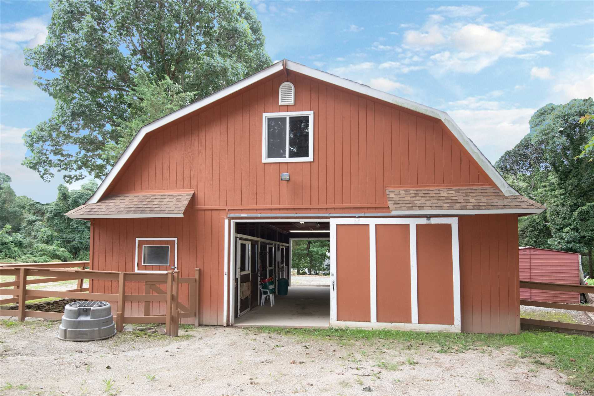 Garage For Sale Long Island Li Equine