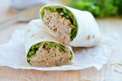 crock-pot-chicken-wraps