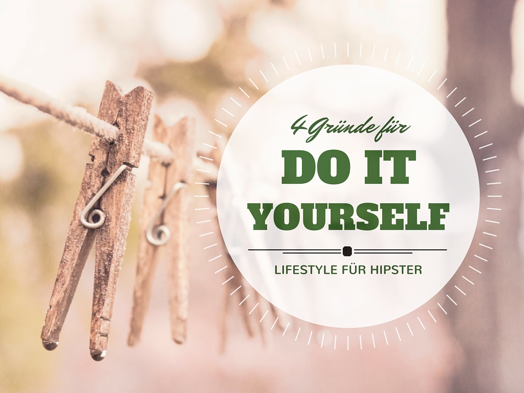 Do it yourself (2)