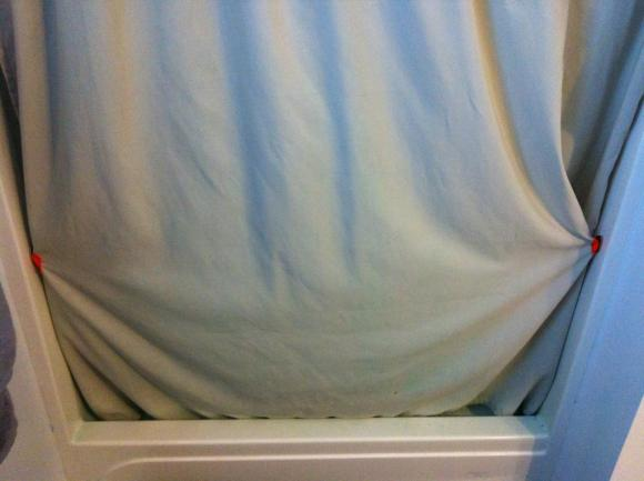 Curtains Ideas shower curtain suction cups : ... when the shower curtain grabs you and won t let go during your shower