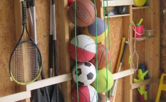 balls feature