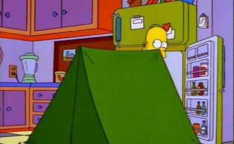 homer tent