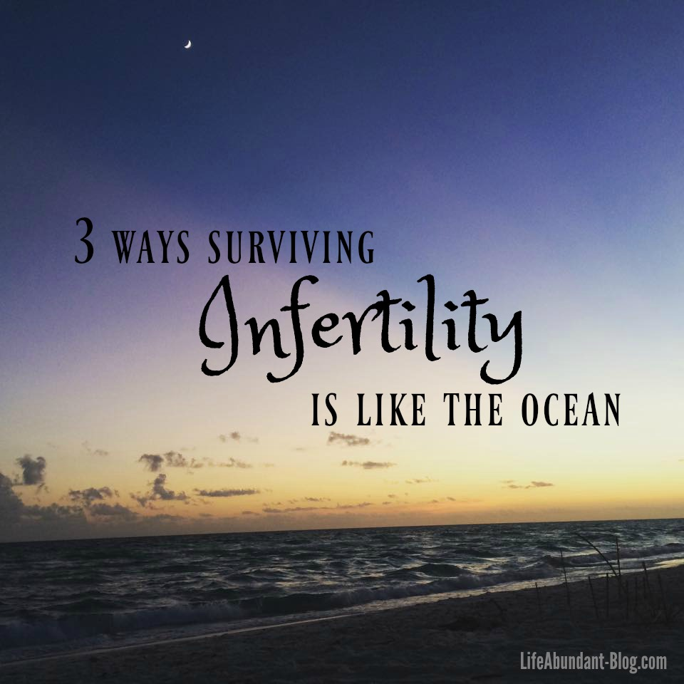 Infertility Like the Ocean