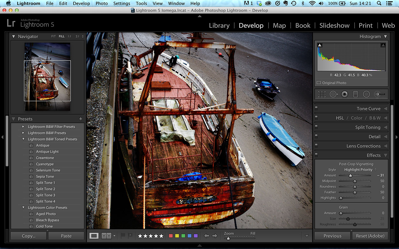 Photoshop 5 Adobe Photoshop Lightroom 5 Review V5 3
