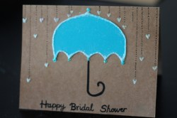 Groovy Daughter Law Daughter Bridal Shower Card Message Diy Bridal Shower Card Bridal Shower Card Life La Mode Bridal Shower Card